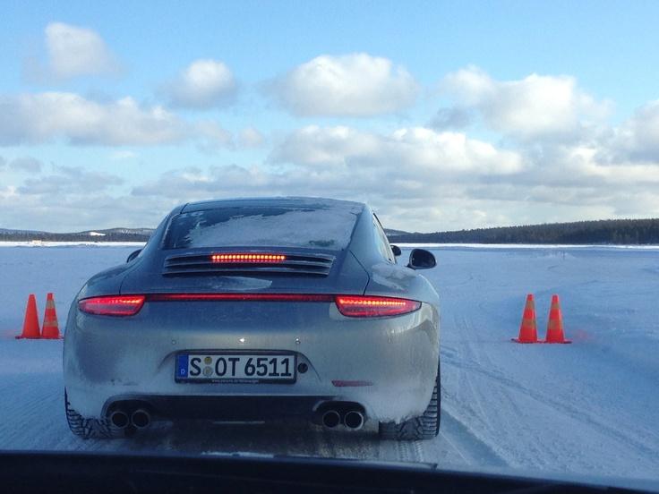 Porsche C4S Ivalo