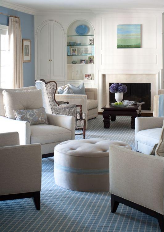 New York Interior Design : Kate Singer Home Home And Garden Design Ideas. Long  Living RoomsBeautiful ...