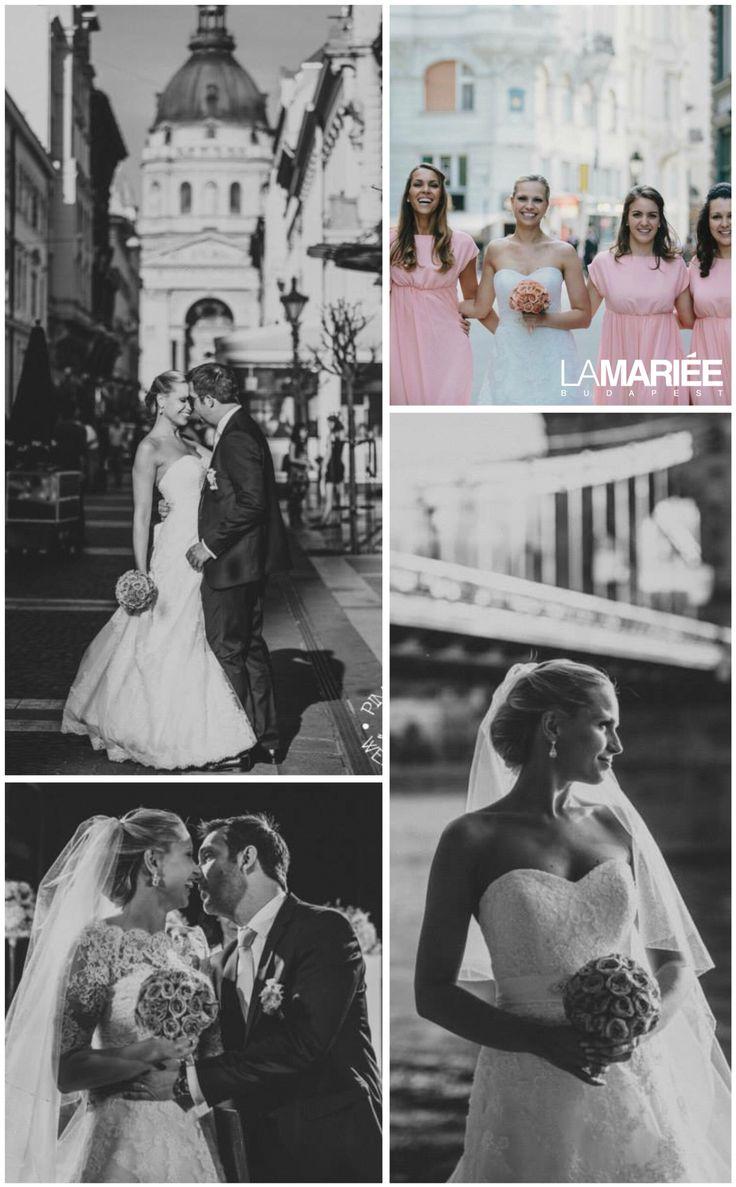 Basma esküvői ruha - Pronovias kollekció - Tamara menyasszonyunk  http://mobile.lamariee.hu/eskuvoi-ruha/pronovias-2015/basma