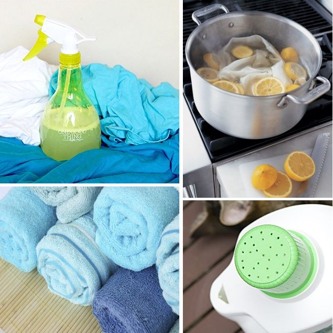 Tips and hacks for making laundry an easier chore for moms!