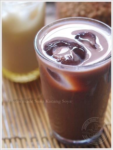 Susu  Soya Coklat