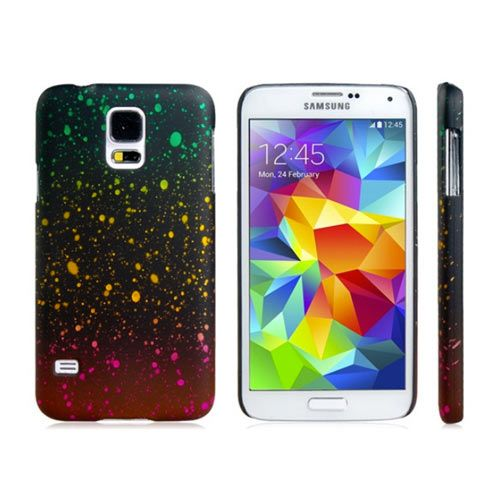 Paint Splatter Print Case - Samsung Galaxy S5. From www.iToys.co.za