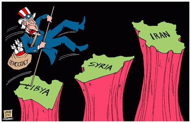 La verdad sobre Siria y el dramático final que planean los poderes imperialistas.