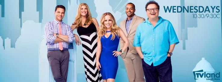 TVLand renews The Exes for season three backorder