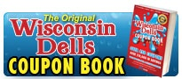 Wisconsin Dells Coupon Book