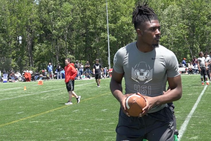 Bohanon is a great athlete with upside as a passer. Four-star class of 2018 quarterback Gerry Bohanon committed to Baylor on Tuesday, on the eve of college football's Early Signing Period. The most tantalizing college football recruit is the quarterback who can burn defenses with e...