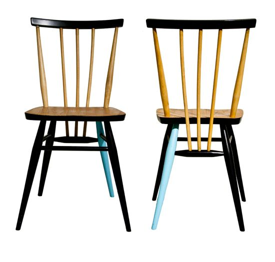 Jay Blades Upcycled Pair Of Ercol Chairs Ercol Chair