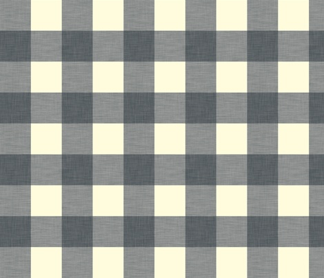 gingham_slate fabric by holli_zollinger on Spoonflower - custom fabricPretty Pattern, Gingham Sl Fabrics, Fabrics Ss, Spoonflower Design, Custom Fabrics, Wallpapers, Gingham Shops Preview, Kitchens Fabrics, Gingham Fabrics