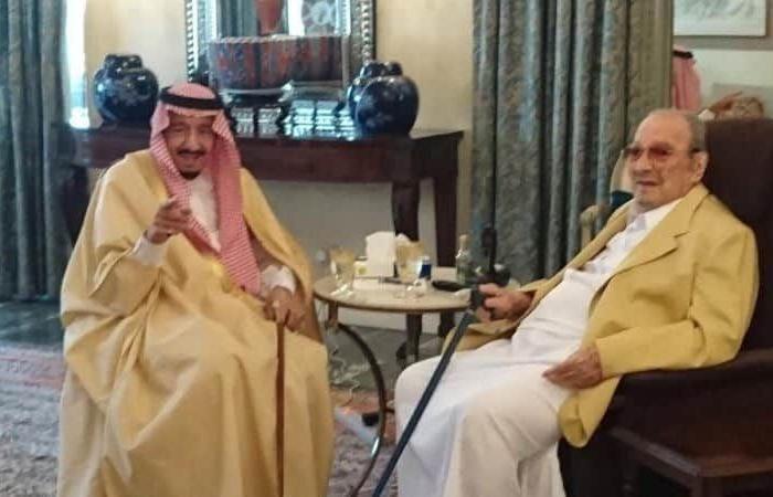 وفاة الامير طلال بن عبدالعزيز