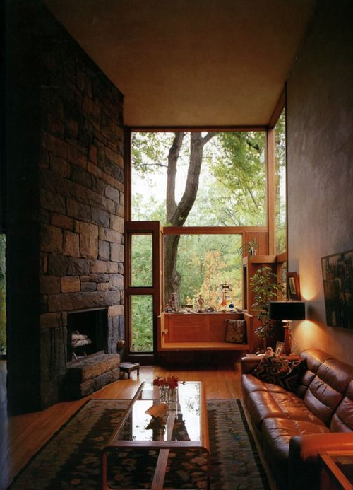 LOUIS I. KAHN - FISHER HOUSE