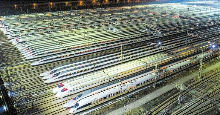 High-speed train maintenance base in Wuhan China... . . #engineer #structures #building#construction  #constructionlife #civil #engineer#engineering  #engenheiras #engenhariacivil#civilengineering #engineers  #civil #eng  #civilengineer #architettura #architecture #architecturelovers #construcaocivil #civilconstruction  #civilengineer #architectural #design #architecturephotography #civilconstruction #stabilisition #ROAD #PAVEMENT #ROLLER #CONCRETE #crane #heavyequipment #پیج_عمرانی  #عمران
