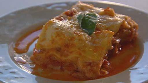 Pork Lasagne - masterchef recipe