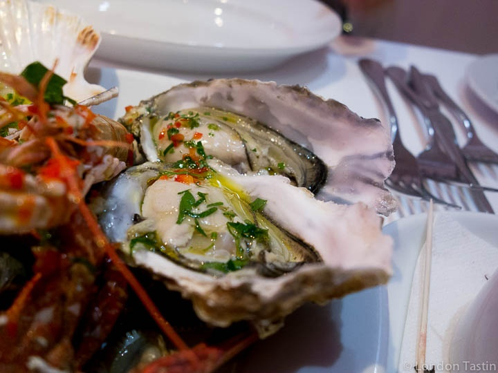 THE SEAFOOD RESTAURANT - RICK STEIN AT PADSTOW