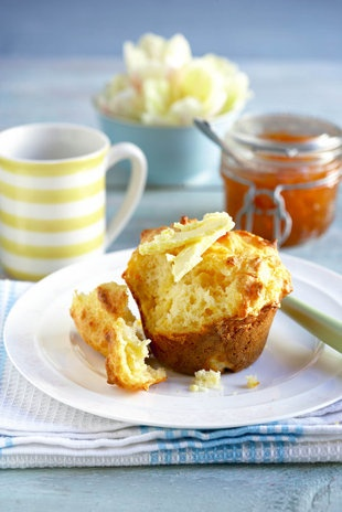 Kaasmuffins    SARIE    Cheese muffins