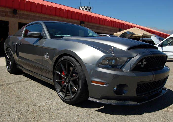 2011 Ford Mustang Shelby Cobra GT 500 Super Snake