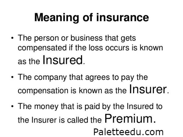 Insurance Definition By Authors Types Benefits For Employees Crop Insurance Life Insurance Companies Insurance Benefits