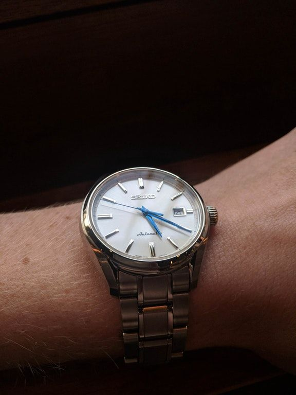 https://www.reddit.com/r/Watches/comments/89ntq5/seiko_sarx033_my_engagement_watch/