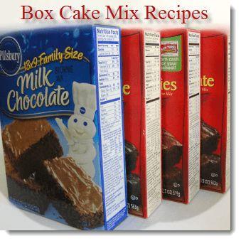 See How To Use Box Cake Mix Recipes To Make Italian Cakes Like My Italian