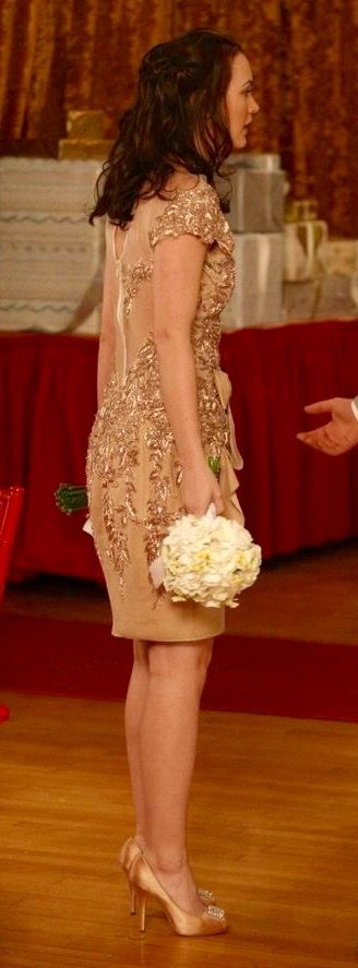 Leighton Meester- Blair Waldorf