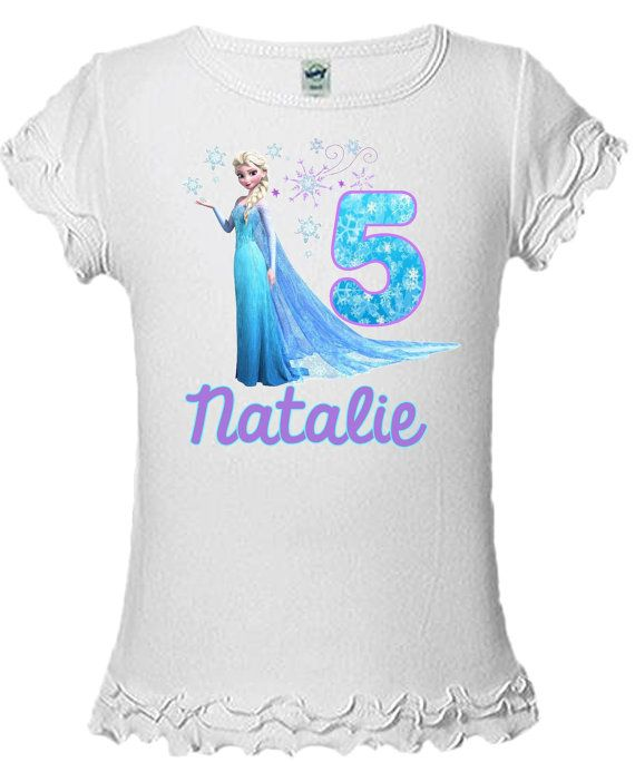 Hey, I found this really awesome Etsy listing at http://www.etsy.com/listing/177608506/frozen-elsa-birthday-shirt-personalized