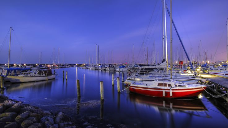 Sleeping boats... by Eugen Chirita on 500px