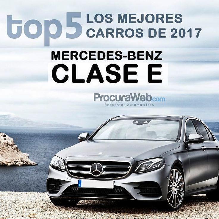El premio de Coche de Lujo del Año 2017 se lo lleva el Mercedes-Benz Clase E. Para ello ha tenido que superar en la votación al BMW Serie 5 y al Volvo S90/V90. El anterior ganador de esta categoría fue el BMW Serie 7.  #Curiosidades #Carpeople #Mercedes #ProcuraWeb #Vehículo #Automotriz #Online #Solicitud #Clientes #Proveedores #Calidad #Atención #AlMejorPrecio #CalidadDeServicio