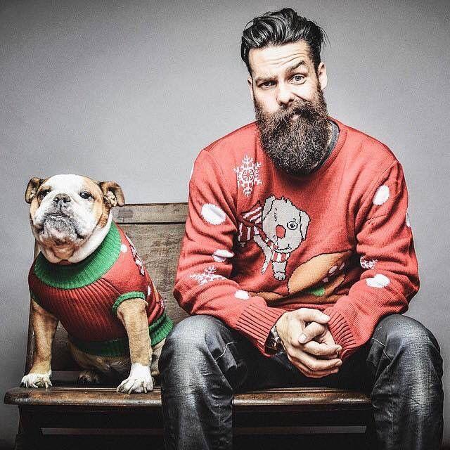 Beards. Men. Mans best friend. Photography.