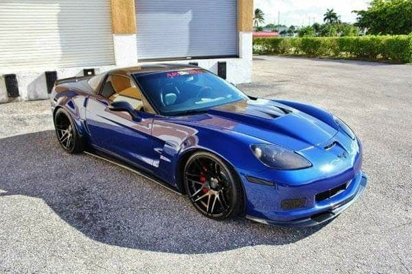2006 Chevrolet Corvette Z06 Supercharged Custom WI.