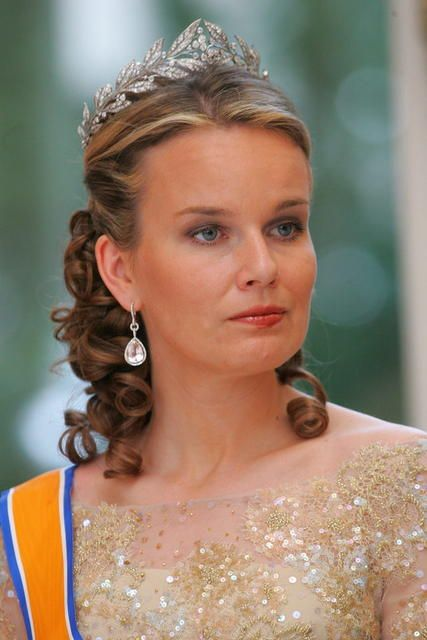 Reine mathilde de belgique mathilde de belgique pinterest princesses - Meuble mathilde ...