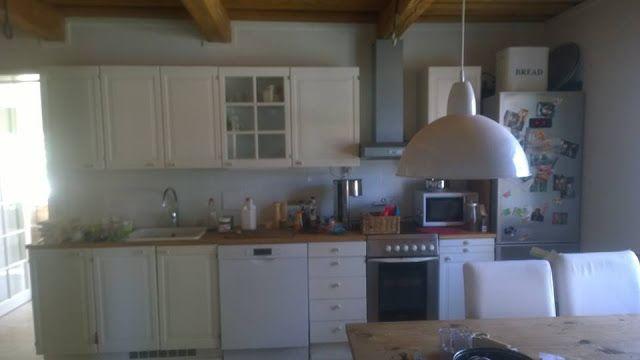 Lönntorp i Dalsvik -: Köket förnyas augusti 2015