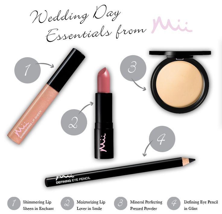Mii Wedding Day Essentials