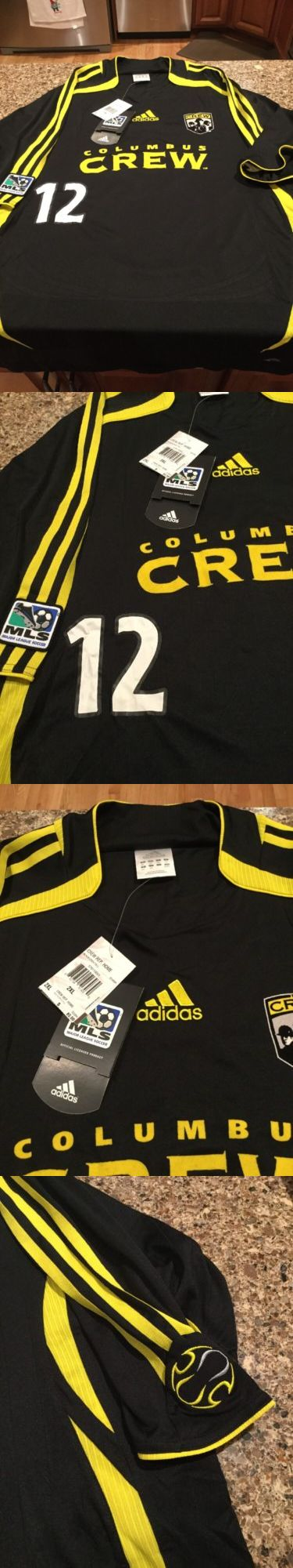 Soccer-Other 2885: Brand New Adidas Colombia Crew Gaven Soccer Jersey Xxl 2Xl -> BUY IT NOW ONLY: $49.99 on eBay!