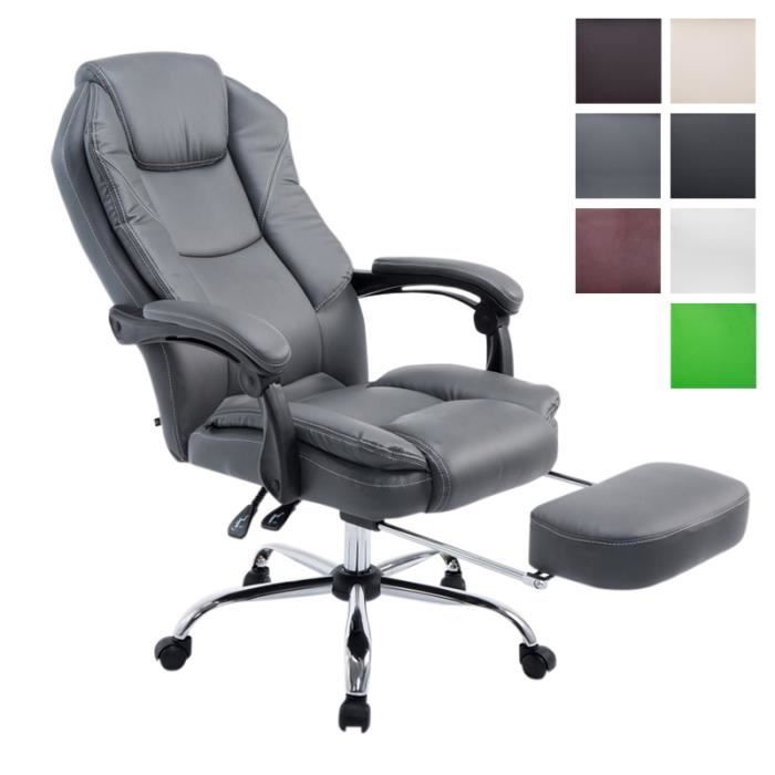 Fauteuille De Bureau Clp Fauteuil Bureau Ergonomique Castle Fauteuil Relax Avec Repose Eames Lounge Chair Lounge Chair Eames Lounge