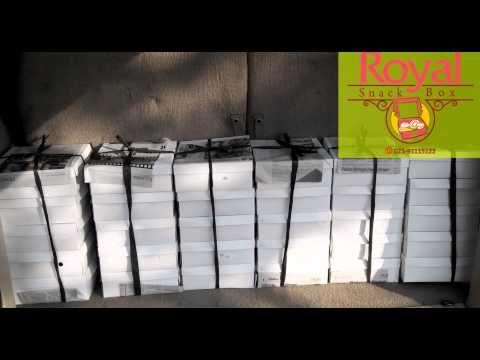 Pesanan Nasi Box Bpk Kapten Agung Budiyono Di Kostrad Cilodong Depok