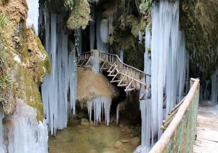 Grotta del Caglieron