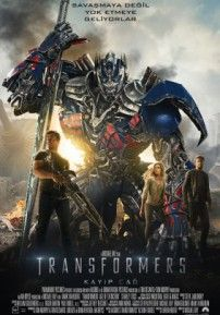 Transformers 3 full izle