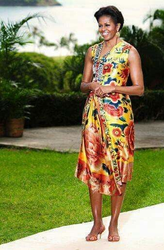 First Lady Goddess Michelle Obama