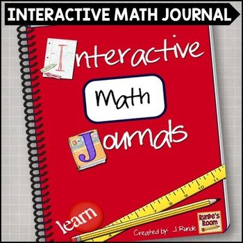 Interactive Math Notebook for Upper Grades Are you using interactive math journals or interactive notebooks in your classroom? You really should be! This 165-page resource contains everything you need to start interactive math journals or interactive math notebooks in your