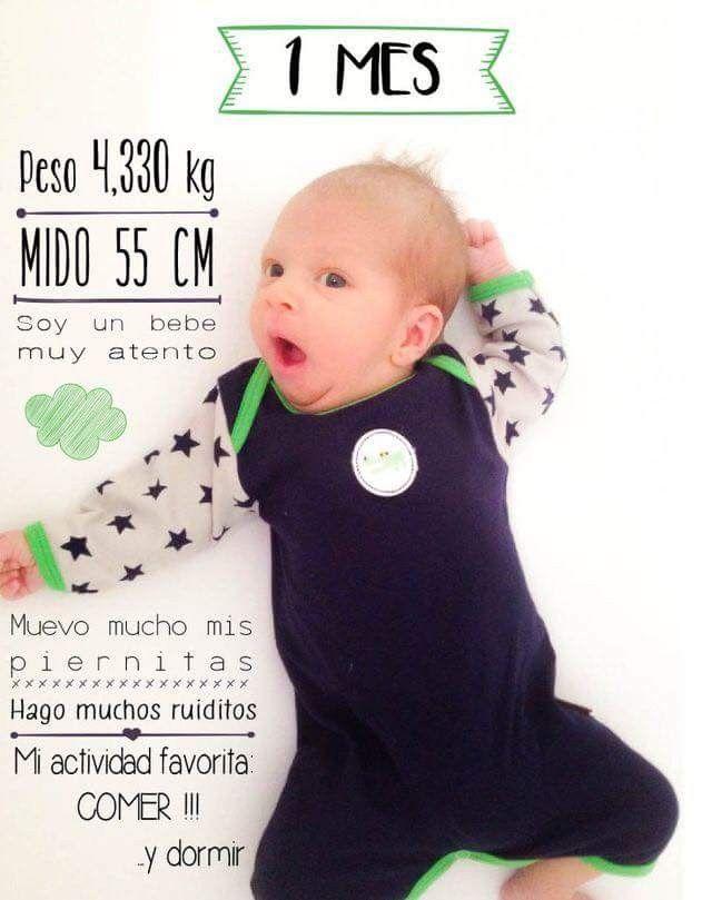 Peso de un bebe 2 meses