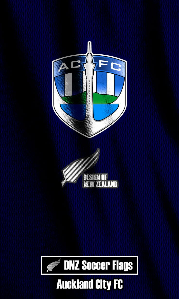 DNZ Soccer Flags: Auckland City FC