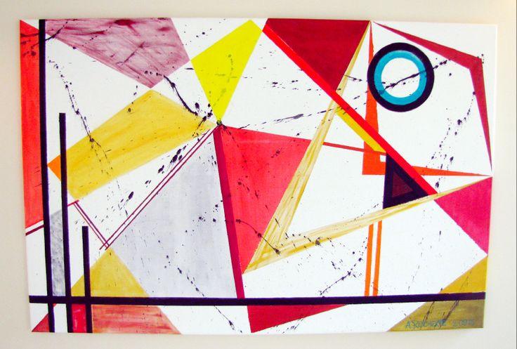"""Geometrics.3"" A.Reichertz ´13 https://www.facebook.com/louparte"