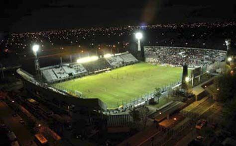 Estadio de fútbol del Quilmes A.C.