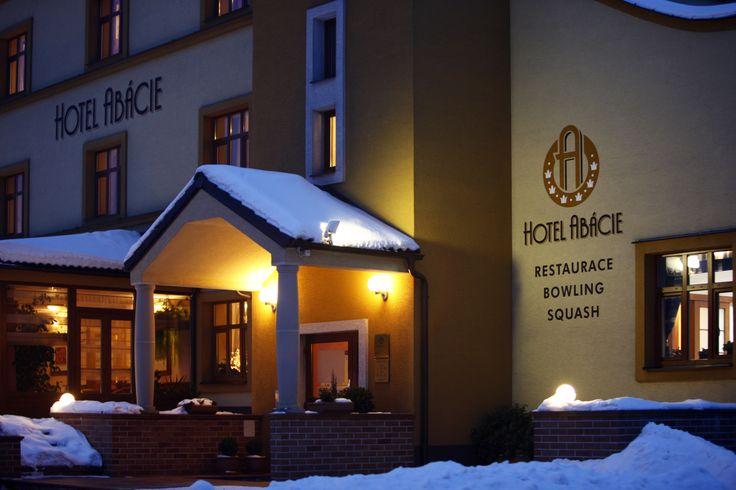 Hotel Abácie & Wellness - Valašské Meziříčí  www.hotel-abacie.cz Hotel 4*
