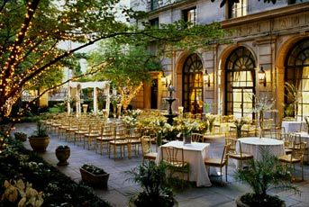 The Astor Terrace @The St. Regis Washington D.C. @StRegis, 1 of 3 venues in #Engaged2013 #DC