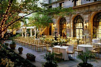 The Astor Terrace @Matty Chuah St. Regis Washington D.C.