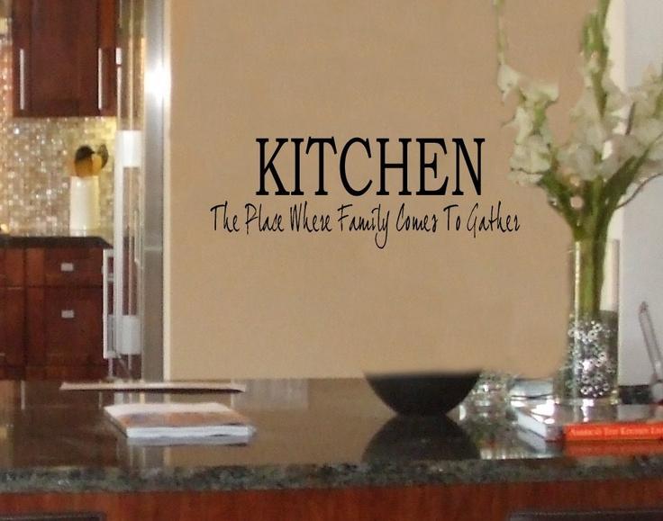 Best My Home Images On Pinterest - Custom vinyl wall decals word art ideas