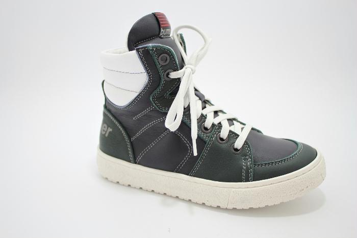 Bumper half high sneaker