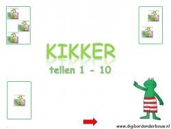 Powerpoint Downloads - Kikkers digibordlessen