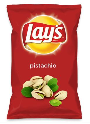 Wouldn't pistachio be yummy as a chip? Lay's Do Us A Flavor is back, and the search is on for the yummiest chip idea. Create one using your favorite flavors from around the country and you could win $1 million! https://www.dousaflavor.com See Rules.