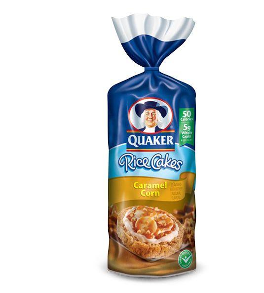 Quaker Chocolate Rice Cakes Macro